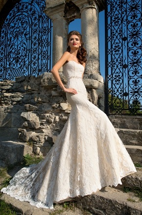 Svadobné šaty Hadassa