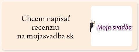 chcem napisat recenziu na mojasvadba.sk